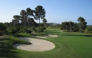 All The Lumine Hills's scenic golf course within marvelous Costa Dorada.