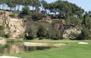 The Lumine Hills's lovely golf course within magnificent Costa Dorada.