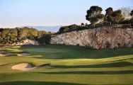 All The Lumine Hills's impressive golf course in faultless Costa Dorada.