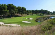 View Lumine Hills's picturesque golf course situated in fantastic Costa Dorada.