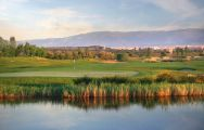 All The Lumine Lakes Golf Course's scenic golf course within magnificent Costa Dorada.