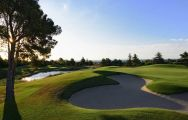 Bonmont Golf Club has lots of the preferred golf course in Costa Dorada