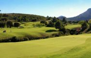 View Bonmont Golf Club's lovely golf course situated in brilliant Costa Dorada.