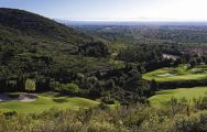 View Bonmont Golf Club's lovely golf course within striking Costa Dorada.
