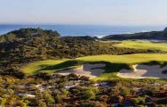 View West Cliffs Golf Links - Praia del Rey's scenic golf course situated in gorgeous Lisbon.