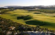 View West Cliffs Golf Links - Praia del Rey's impressive golf course situated in incredible Lisbon.