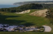 All The West Cliffs Golf Links - Praia del Rey's beautiful golf course situated in vibrant Lisbon.