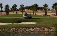 View Hacienda del Alamo Golf Course's picturesque golf course within sensational Costa Blanca.