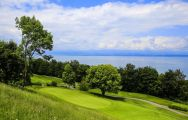 Evian Resort Golf Club has several of the most popular golf course near French Alps