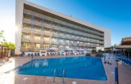 Sol Port Cambrils Hotel Main Pool