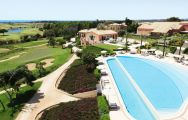Donnafugata Golf Club offers among the most desirable golf course near Sicily