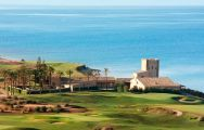 The Verdura Golf Club's impressive golf course in incredible Sicily.
