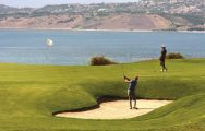 Verdura Golf Club provides among the leading golf course in Sicily