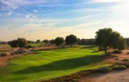 Arabian Ranches Golf Club carries among the most excellent golf course around Dubai