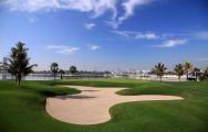 Dubai Creek Golf Club includes several of the leading golf course around Dubai