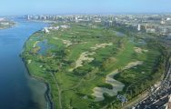 Dubai Creek Golf Club consists of several of the finest golf course within Dubai