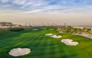 Dubai Hills Golf Club offers lots of the preferred golf course within Dubai