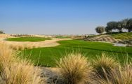 All The Dubai Hills Golf Club's lovely golf course situated in staggering Dubai.