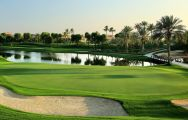 Emirates Golf Club includes several of the best golf course within Dubai
