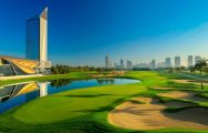 Emirates Golf Club boasts several of the most popular golf course in Dubai