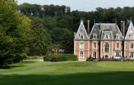Saint-Saens consists of several of the best golf course in Normandy
