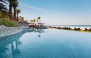 JA Jebel Ali Beach Hotel Pool