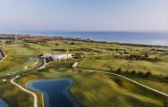 View San Domenico Golf Club's picturesque golf course situated in fantastic Southern Italy.