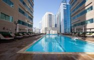 Media Rotana Outdoor Pool