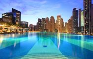 Address Dubai Marina Main Pool