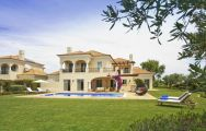 Monte Rei Golf  Country Club has got some of the most excellent villas within Algarve