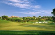 The Monte Rei Golf  Country Club's picturesque golf course in sensational Algarve.