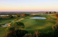 View Onyria Palmares Golf Club's picturesque golf course within sensational Algarve.