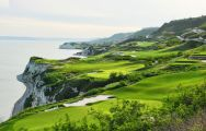 View Thracian Cliffs Golf Club's impressive golf course in sensational Black Sea Coast.