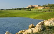 Amendoeira Faldo Course offers several of the most excellent holes within Algarve