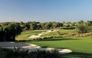 The Amendoeira O'Connor Jnr Course's lovely golf course within stunning Algarve.