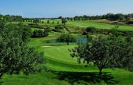 View Benamor Golf Course's beautiful golf course situated in impressive Algarve.