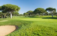 Dom Pedro Vilamoura Old Golf Course boasts some of the best greens in Algarve