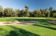 The Penina Championship Course's impressive golf course within astounding Algarve.