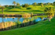 The Pestana Gramacho Golf Course's impressive golf course situated in staggering Algarve.