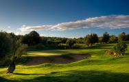 The Pestana Vale da Pinta Golf Course's scenic golf course within breathtaking Algarve.