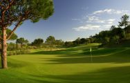 Pinheiros Altos Golf Club is one of the most popular golf courses in Algarve