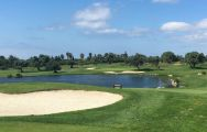 The Quinta da Cima Golf Club's impressive golf course situated in sensational Algarve.