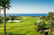 View Quinta da Ria Golf Course's scenic golf course within amazing Algarve.