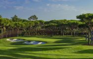 View Quinta do Lago North's lovely golf course in magnificent Algarve.