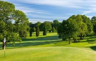 Marriott Breadsall Priory features one of the most desirable golf courses within Derbyshire