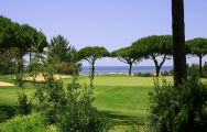 View San Lorenzo Golf Course's lovely golf course within magnificent Algarve.