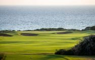 Costa Navarino - The Dunes Course includes among the leading golf course near Greece