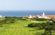 The Praia D'el Rey Marriott Golf  Beach Resort's scenic golf course within magnificent Lisbon.