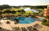 Quinta da Marinha Resort Hotel provides among the leading outdoor pool in Lisbon