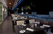 The Sana Sesimbra Hotel's scenic restaurant in sensational Lisbon.